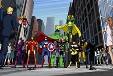 Los Vengadores unidos