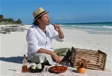 Cocina de playa. Tulúm